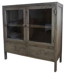 etagere meuble cuisine bahut de cuisine à 2 portes confiturier petit vaisselier meuble de