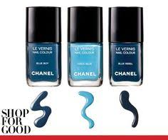 tiffany blue nail polish by chanel turquoise pinterest