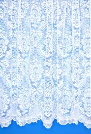 Lace Curtains Jessica White Lace Curtains Woodyatt Curtains