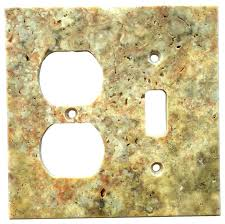travertine light switch plates scabos travertine switch plate cover toggle duplex 45x55