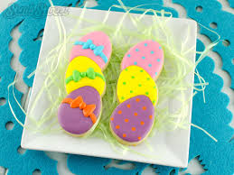 easter stick cookies semi sweet designs
