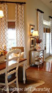 Kitchen Curtain Ideas Pinterest by Adventures In Decorating Deja Vu Decorating Cowhide Farmhouse
