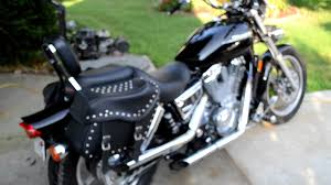 honda shadow vt1100 2011