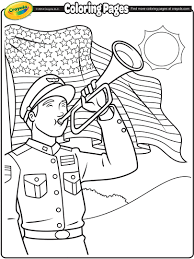 honoring people who died for america on memorial day coloring page