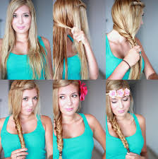 fascinating long braided hairstyles for teens with easy steps