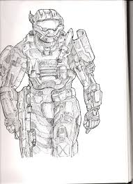 100 ideas halo reach coloring pages on gerardduchemann com