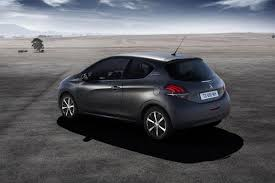 peugeot range 2015 vwvortex com 2015 peugeot 208 refresh revealed