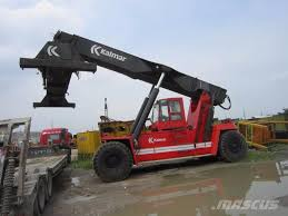 kalmar dc 41 60 rs 4 reachstackers year of manufacture 2011