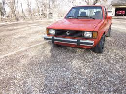 volkswagen rabbit truck custom 1982 volkswagen rabbit pickup truck for sale