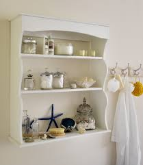 Decorative Wall Shelves For Bathroom Tips For Choosing Bathroom Shelving Organizing With Bathroom