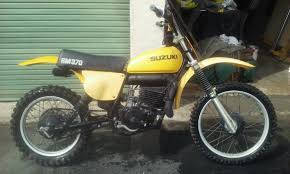 suzuki rm370 motorcycles for sale