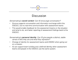 iscram2009 sensemaking and information management in humanitarian dis u2026