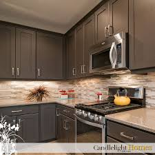 Cabinet And Countertop Combinations We Love The Color Combination Of This Beautiful Kitchen These