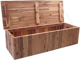 Garden Storage Bench Uk Bench Storage Bench Seat Pine Storage Bench Double Seat By The
