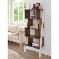 Walnut Bookshelves Enitial Lab Ynj 140 8 Tomas Stilted Display Stand The Mine