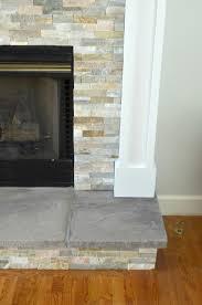 best 25 tiled fireplace ideas on pinterest herringbone diy fireplace makeover