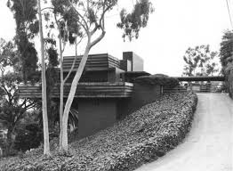 Frank Lloyd Wright Usonian Floor Plans Frank Lloyd Wright U0027s George D Sturges House To Go Under The Hammer