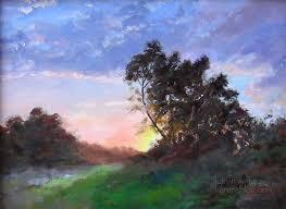 Impressionist Landscape Painting by Landscape Paintings Impressionist California Impressionist