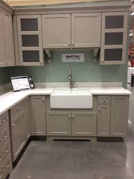 martha stewart kitchen display home depot small kitchens