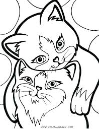 Rectangled Me Wp Content Uploads 2017 11 Cat And K Cat Coloring Pages