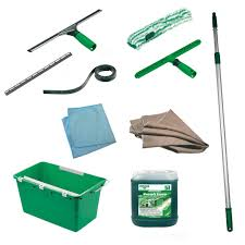 unger pro unger traditional starter kit pro kit go cleaning supplies