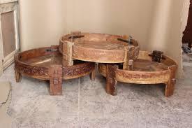 indian chakki grinder table ex store furniture australia