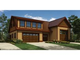2 craftsman house plans rv garage with privately accessed apartment hwbdo76306