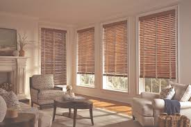 Livingroom Window Treatments Should The Blinds Match The Trim Colored Blinds Ndb Blog