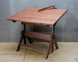 Architects Drafting Table Architects Oak Cast Iron Drafting Table Factory 20