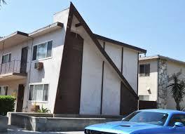 california mid century modern residential buildings