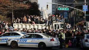 urges truck attacks says thanksgiving day parade an