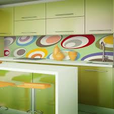 kitchen accessories wooden floor orange coloured kitchen