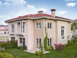 villa designs exterior house colors color chemistry inspirations including roof