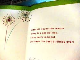 thoughtful birthday card messages kolonochka info