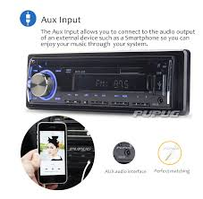 Cd Player With Usb Port For Cars Eincar Online Single Din Car Stereo Radio Receiver One 1 Din Car