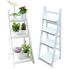 ladder shelf white en leaning shelves diy walmart canada