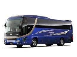 image gallery hino bus