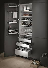 aluminium kitchen accessory multimatic by siematic design
