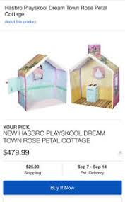 Dream Town Rose Petal Cottage Playhouse by Rose Petal Cottage Kijiji In Ontario Buy Sell U0026 Save With