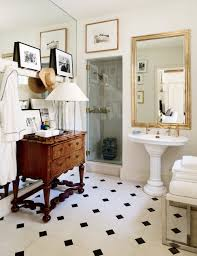 Vintage Bathroom Decorating Ideas by Home