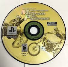 amazon com freestyle motocross mcgrath vs pastrana video games