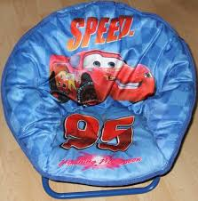 disney cars lightning mcqueen moon chair great for kids bedroom disney cars lightning mcqueen moon chair boys room