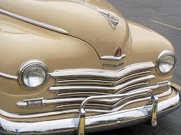 1948 plymouth classic photograph by patch