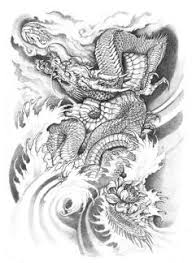 tattoo dragon water oriental dragon tattoo style 8 tats and such pinterest
