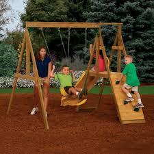 astonishing swing set for small backyard pics design inspiration