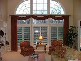Curtain Ideas For Curved Windows Brilliant Curtain Ideas For Long Windows 25 Best Large Window