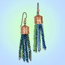 how to make tassel earrings u2013 rings and things