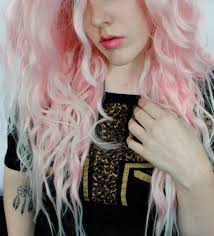 Wigs By Vanity Lace Front Pink Wig Pastel Wig Ombre Wig Scene Wig Rave