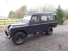 land rover series 3 land rover series 3 109 lwb v8 5 door station wagon
