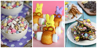 15 best easter snacks easy and cute ideas for easter snack recipes